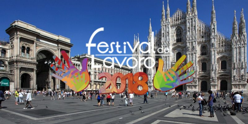 Festival del lavoro 2018